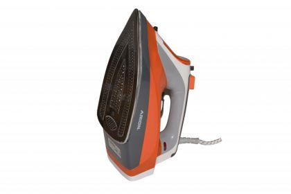 Fier de calcat Arion AR302, 2200 W, talpa inox, portocaliu