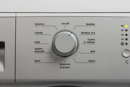 Masina de spalat automata Arctic AL1200A+, 5 kg, A+, 1200 rpm, 11 programe