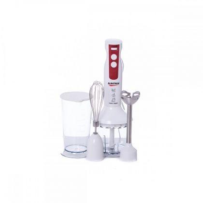Mixer vertical Albatros MB1000A, 1000 W, 2 viteze, reglaj viteze, tel, tocator