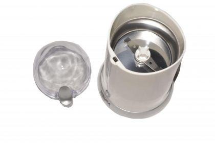 Rasnita de cafea Nikura ACG938, 200 W, 85 g, Alb