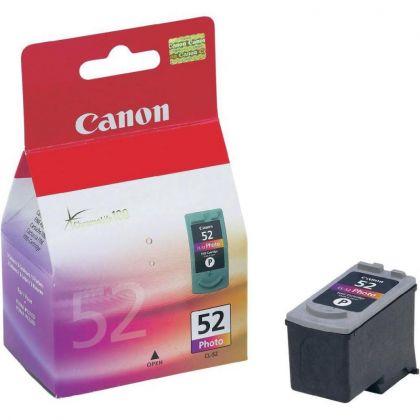 Cartus cerneala Canon CL-52, photo color, capacitate 21ml
