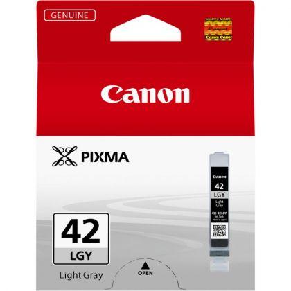 Cartus cerneala Canon CLI-42LGY, light grey, pentru Canon Pixma PRO-10