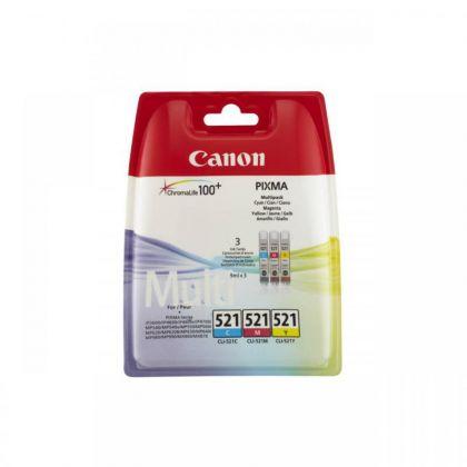 Cartus cerneala Canon CLI-521MULTI, multipack (cyan, magenta