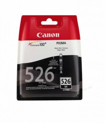 Cartus cerneala Canon CLI-526BK, black, pentru Canon Pixma IP4850
