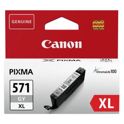 Cartus cerneala Canon CLI-571XL, grey, capacitate 11ml