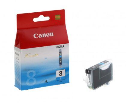 Cartus cerneala Canon CLI-8C, cyan, capacitate 13ml