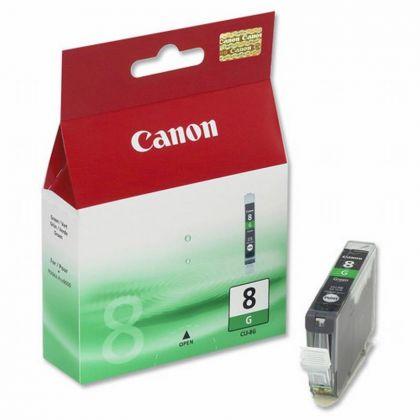 Cartus cerneala Canon CLI-8G, green, capacitate 13ml