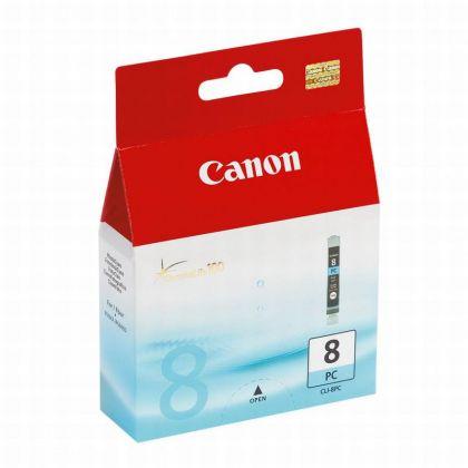 Cartus cerneala Canon CLI-8PC, photo cyan, capacitate 13ml