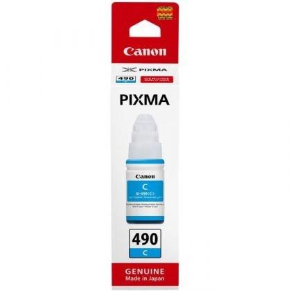 Cartus cerneala Canon GI-490 C, cyan, capacitate 70ml