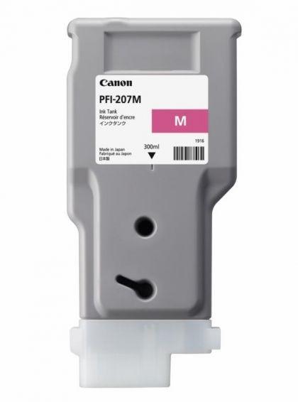 Cartus cerneala Canon PFI-207M, magenta, capacitate 300ml