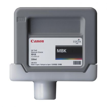 Cartus cerneala Canon PFI-306MBK, matte black, capacitate 330ml