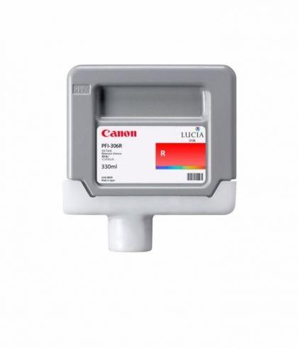 Cartus cerneala Canon PFI-306R, red, capacitate 330ml