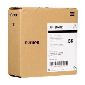 Cartus cerneala Canon PFI-307B, black, capacitate 330ml
