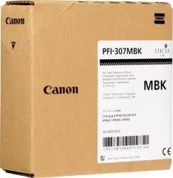 Cartus cerneala Canon PFI-307MB, matte black, capacitate 330ml