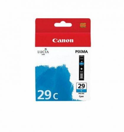 Cartus cerneala Canon PGI-29C, cyan, pentru Pixma Pro-1.