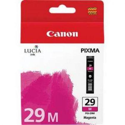 Cartus cerneala Canon PGI-29M, magenta, pentru Pixma Pro-1.