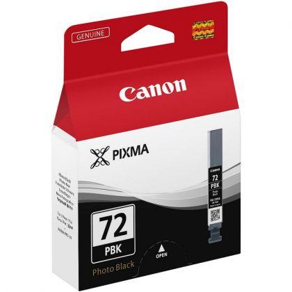 Cartus cerneala Canon PGI-72PB, photo black, pentru Canon Pixma PRO-10