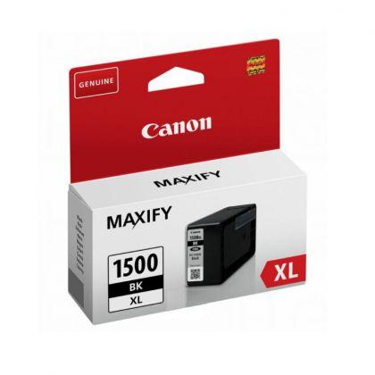 Cartus cerneala Canon PGI1500XLB, black, capacitate 34.7ml