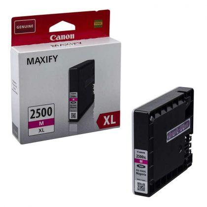 Cartus cerneala Canon PGI2500XLM, magenta, Dual Resistant High Density