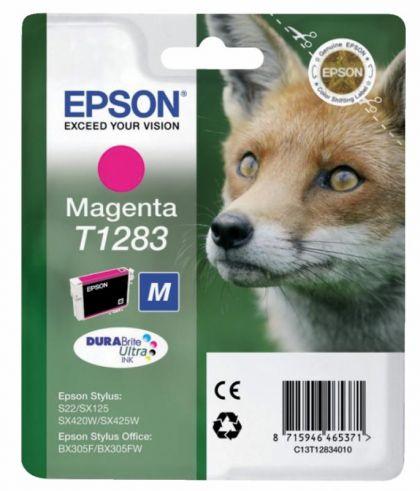 CARTUS MAGENTA C13T12834011 3,5ML ORIGINAL EPSON STYLUS SX420FW