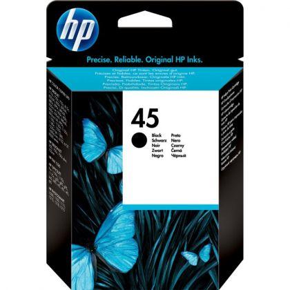 Cartus inkjet HP 51645GE, black, 21 ml