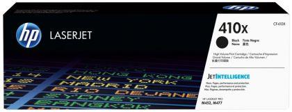 CARTUS TONER BLACK NR.410X CF410X 6,5K SN ORIGINAL HP LASERJET PRO M452NW