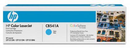 CARTUS TONER CYAN NR.125A CB541A 1,4K SN ORIGINAL HP LASERJET CP1215