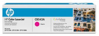 CARTUS TONER MAGENTA NR.125A CB543A 1,4K SN ORIGINAL HP LASERJET CP1215