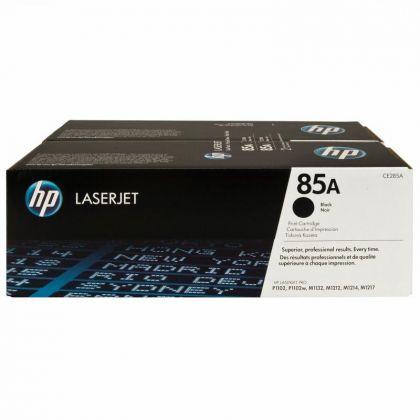 DUAL PACK CARTUS TONER NR.85A CE285AD 2X1,6K ORIGINAL HP LASERJET PRO P1102