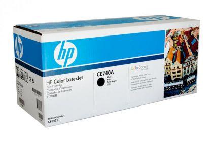CARTUS TONER BLACK CE740A 7K ORIGINAL HP LASERJET CP5220