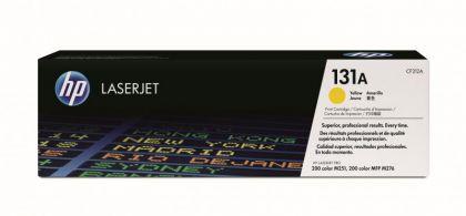 CARTUS TONER YELLOW NR.131A CF212A 1,8K SN ORIGINAL HP LASERJET PRO 200 M251N