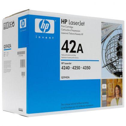 CARTUS TONER NR.42A Q5942A 10K ORIGINAL HP LASERJET 4250