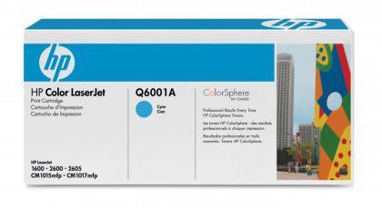 CARTUS TONER CYAN NR.124A Q6001A 2K ORIGINAL HP LASERJET 2600N