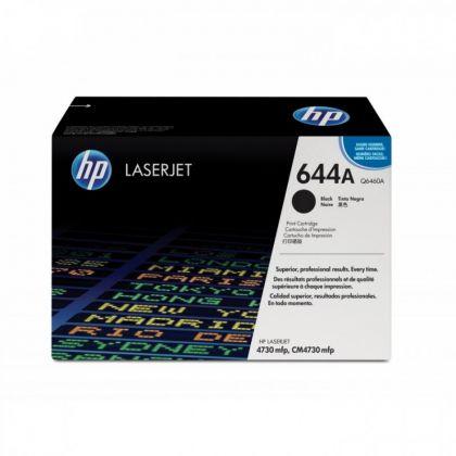 CARTUS TONER BLACK NR.644A Q6460A 12K ORIGINAL HP LASERJET 4730MFP