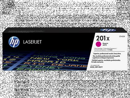 CARTUS TONER MAGENTA NR.201X CF403X 2,3K SN ORIGINAL HP LASERJET PRO M252N