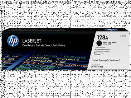 DUAL PACK CARTUS TONER NR.128A CE320AD 2X2K ORIGINAL HP LASERJET CM1415FN
