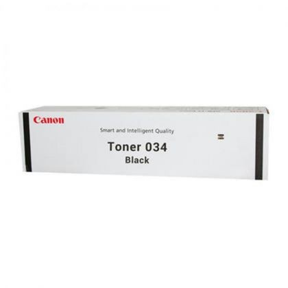 Toner Canon 034B, black, capacitate 12000 pagini