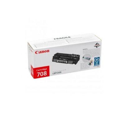 Toner Canon CRG708H, black, capacitate 6000 pagini