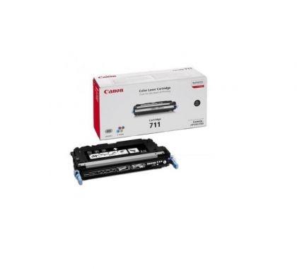 Toner Canon CRG711BK, black, capacitate 6000 pagini