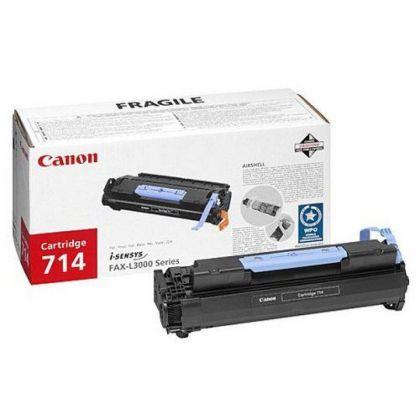 Toner Canon CRG714, black, capacitate 4500 pagini