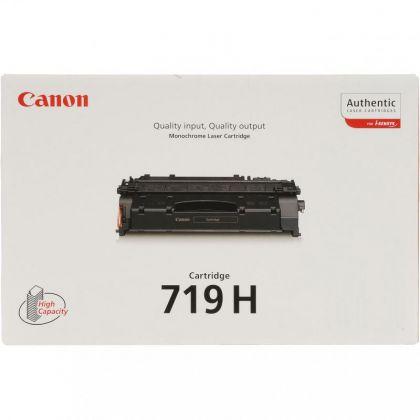 Toner Canon CRG719H, black, capacitate 6400 pagini
