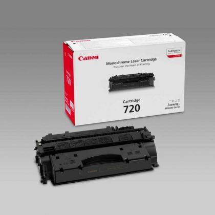 Toner Canon CRG720, black, capacitate 5000 pagini