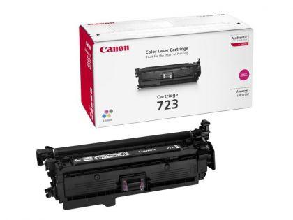 Toner Canon CRG723M, magenta, capacitate 8500 pagini