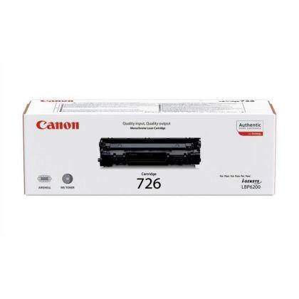 Toner Canon CRG726, black, capacitate 2100 pagini