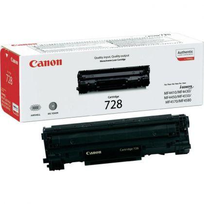 Toner Canon CRG728, black, capacitate 2100 pagini