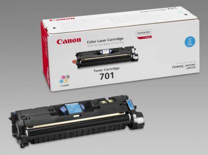 Toner Canon EP-701LC, light cyan, capacitate 2000 pagini