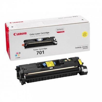 Toner Canon EP-701LY, light yellow, capacitate 2000 pagini