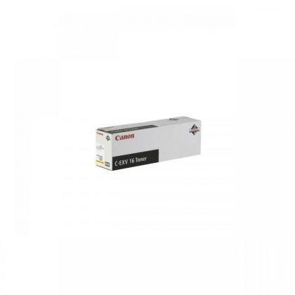 Toner Canon EXV16Y, yellow, capacitate 36000 pagini