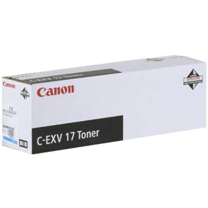 Toner Canon EXV17Y, yellow, capacitate 30000 pagini