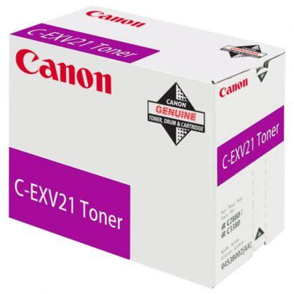 Toner Canon EXV21M, magenta, capacitate 14000 pagini